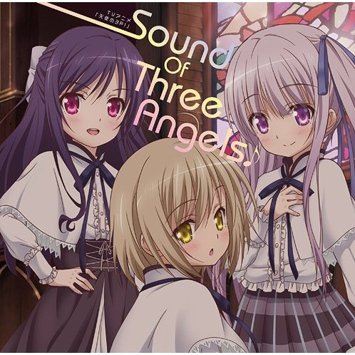 Tenshi no 3P! Sound Of Three Angels