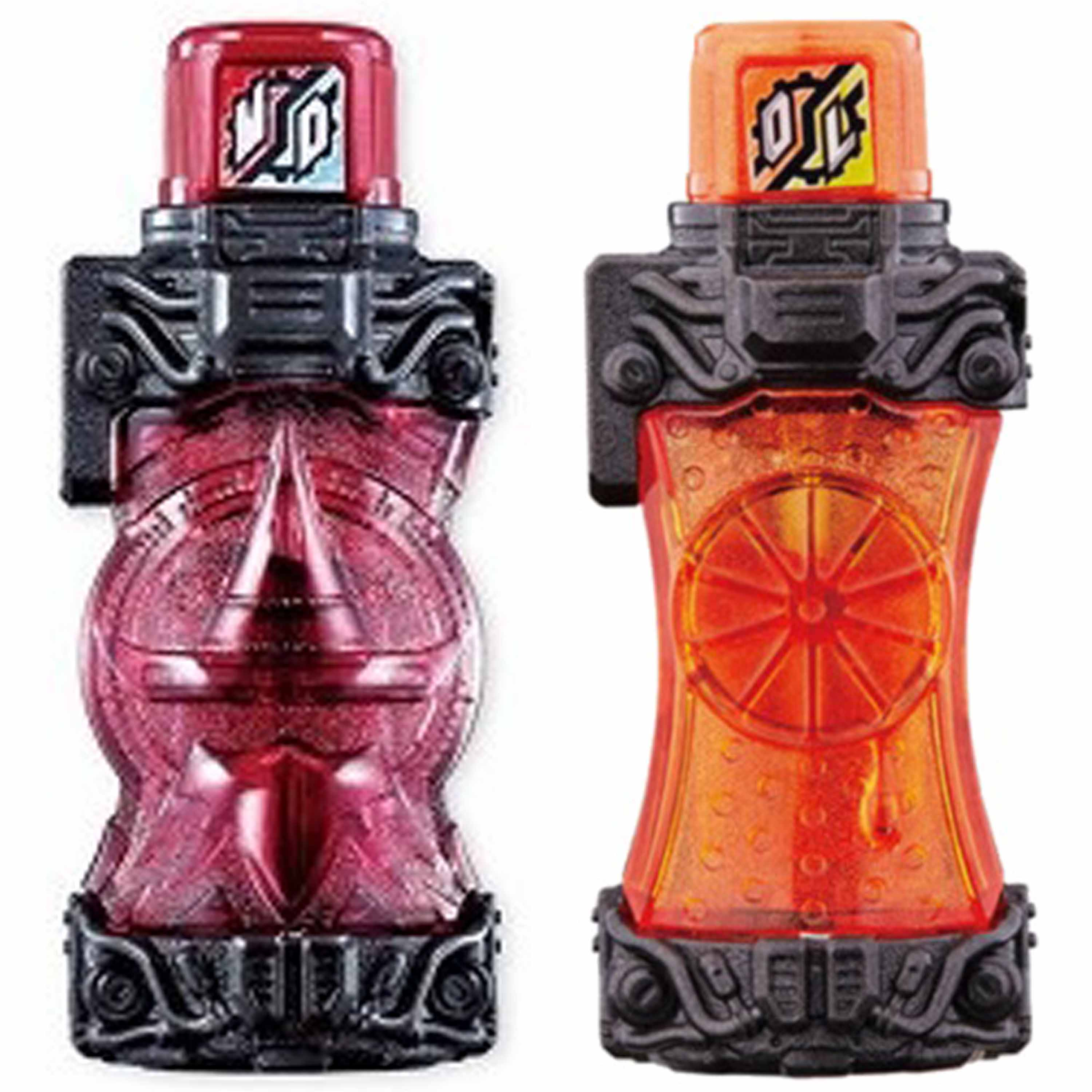 DX WITCH & ORANGE FULL BOTTLE SET