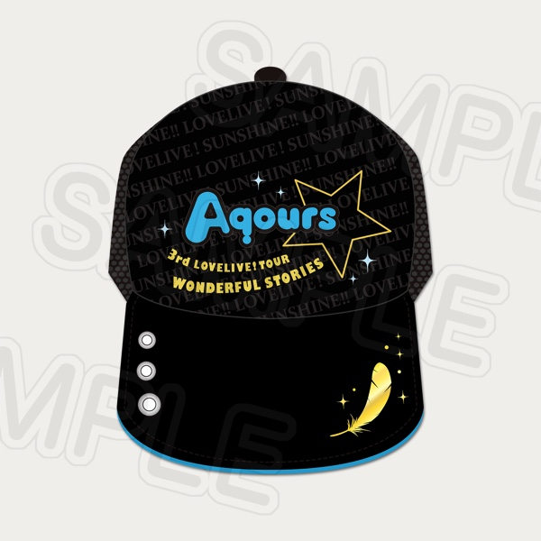 Aqours 3rd LoveLive! Tour -WONDERFUL STORIES- Concert Cap
