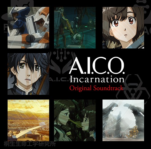 A.I.C.O. Incarnation Original Soundtrack