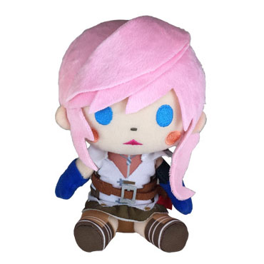 FINAL FANTASY ALL STARS DEFORM PLUSHIES VOL.2 Lightning