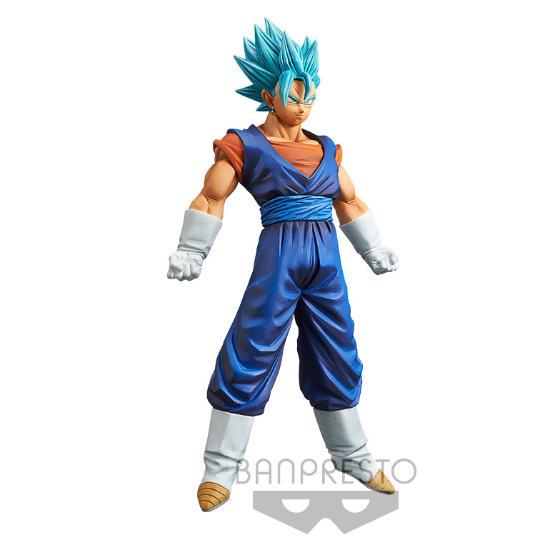 DB SUPER DXF THE SUPER WARRIORS VOL3 SSGOD GOKU