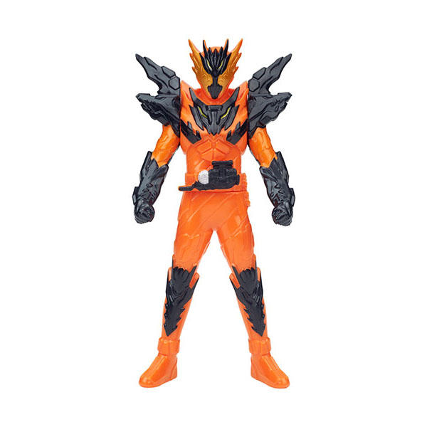 RH SERIES 22 MASKED RIDER BUILD CLOSE MAGMA