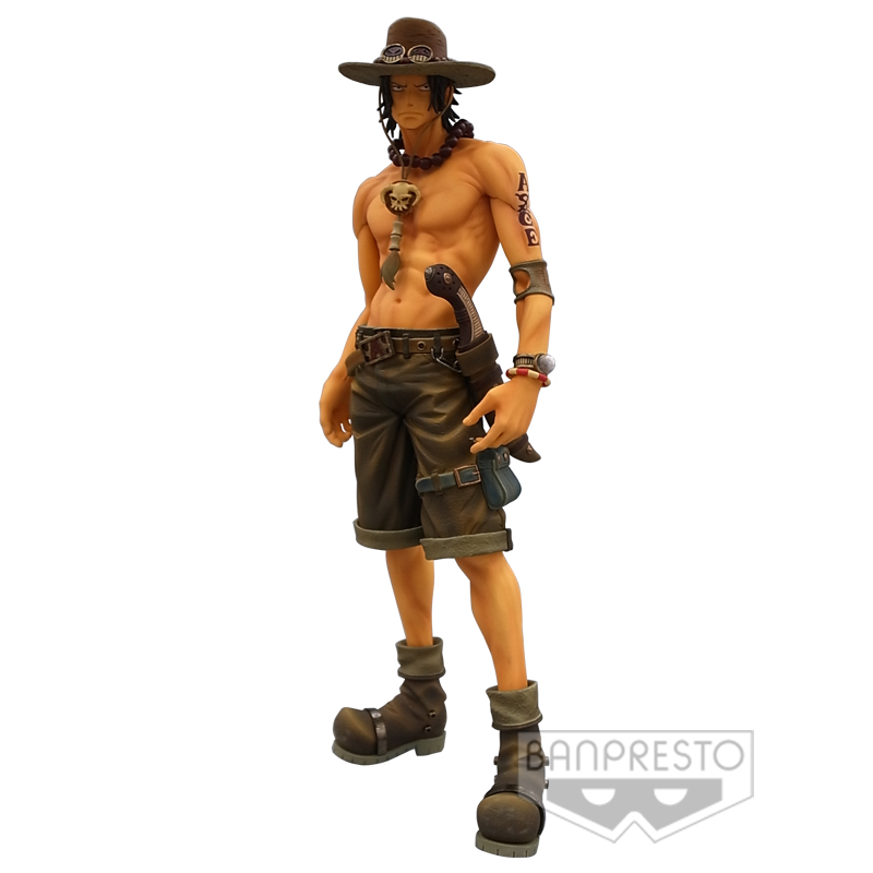 ONE PIECE SUPER MASTER STARS PIECE THE PORTGAS.D.ACE
