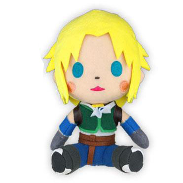 FINAL FANTASY ALL STARS DEFORM PLUSHIES VOL.7 Zidane