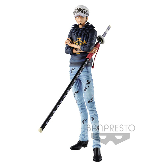 OP GRANDISTA-THE GRANDLINE MEN-TRAFALGAR LAW