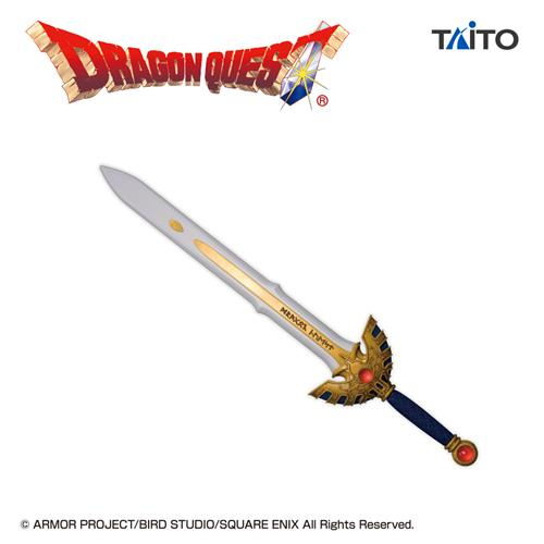 Dragon Quest AM Items Gallery Special Roto Sword