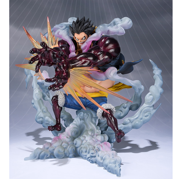 FZ MONKEY・D・LUFFY -GEAR 4 LEO BAZOOKA-