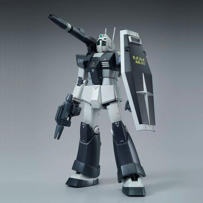 MG 1/100 GM Cannon (White Dingo Custom)