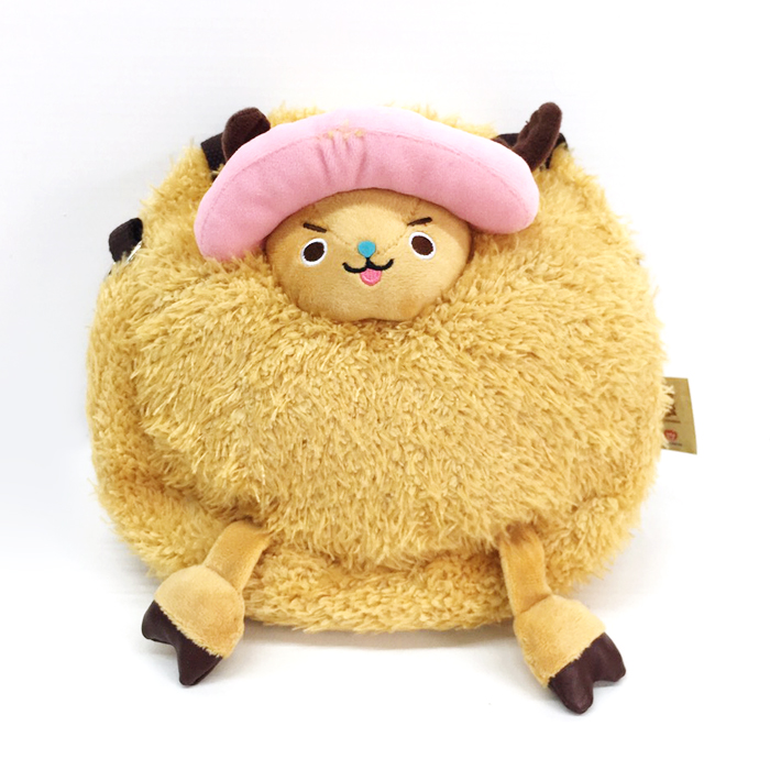 15th Plush Bag (Chopper)