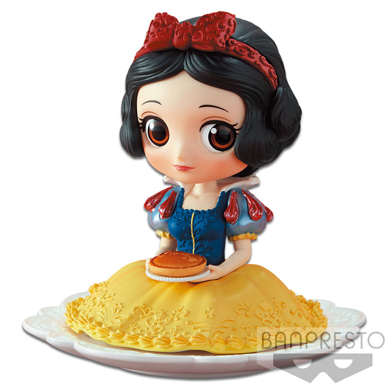 Q POSKET SUGIRLY DISNEY CHARACTERS -SNOW WHITE-(A NORMAL COLOR VER)