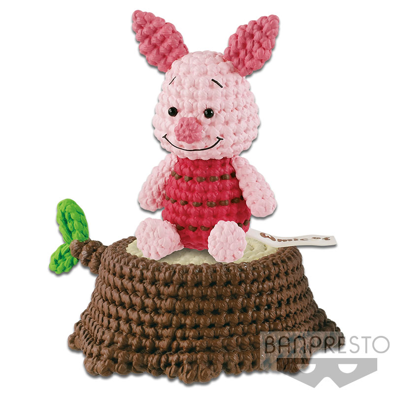 DISNEY CHARACTERS AMICOT-PIGLET-