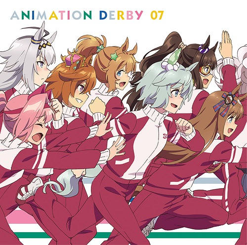 Uma Musume Pretty Derby ANIMATION DERBY 07