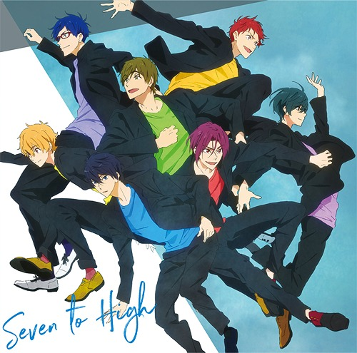 Free! -Dive to the Future- Character Song Mini-album Vol.1