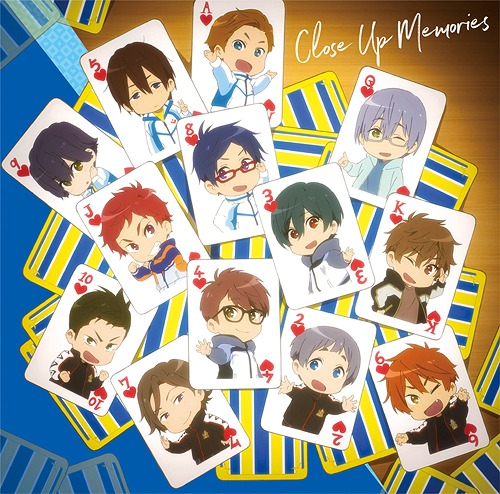 Free! -Dive to the Future- Character Song Mini-album Vol.2