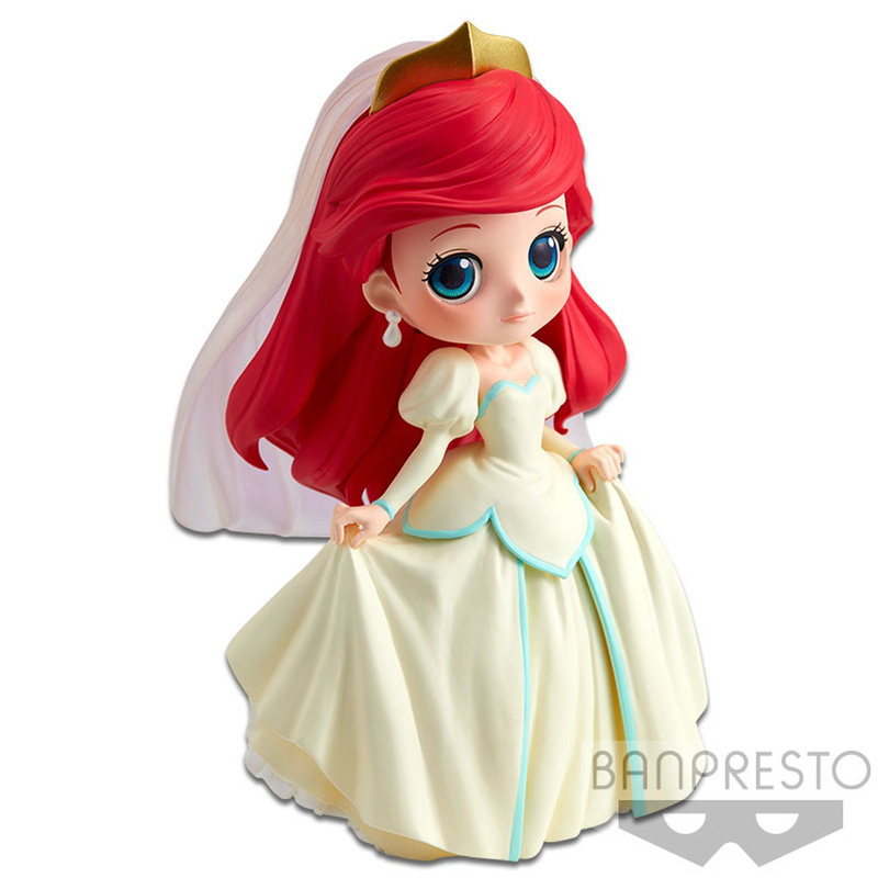 Q POSKET DISNEY CHARACTERS-ARIEL DREAMY STYLE-(A NORMAL COLOR VER)