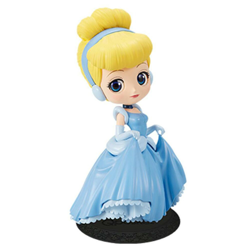 Q POSKET DISNEY CHARACTERS -CINDERELLA-(A NORMAL COLOR VER)