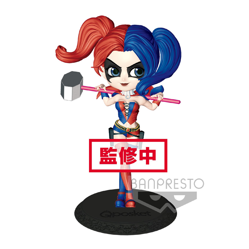 DC COMICS Q POSKET-HARLEY QUINN-(A:NORMAL COLOR VER)