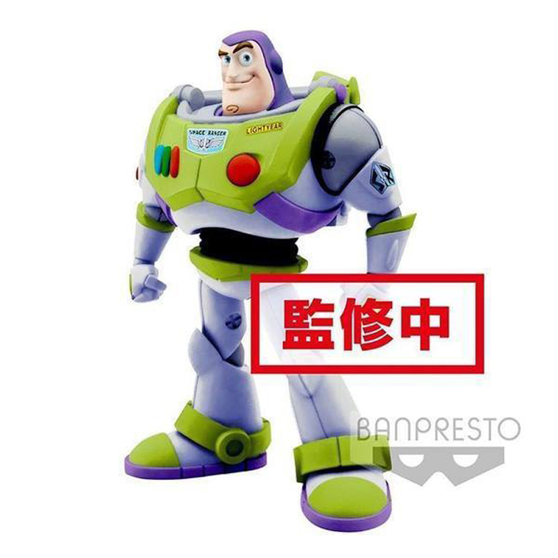 PIXAR CHARACTERS COMICSTARS BUZZ LIGHTYEAR(A:NORMAL COLOR VER)