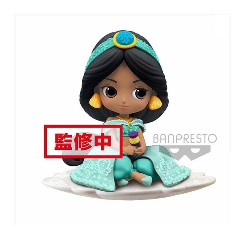 Q POSKET SUGIRLY DISNEY CHARACTERS-JASMINE-(A:NORMAL COLOR VER)