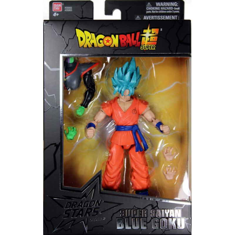 [Dragonball Super DragonStars] SUPER SAIYAN BLUE GOKU