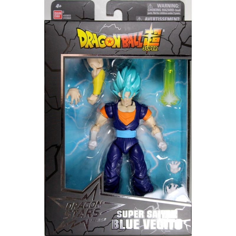 [Dragonball Super DragonStars] SUPER SAIYAN BLUE VEGITO