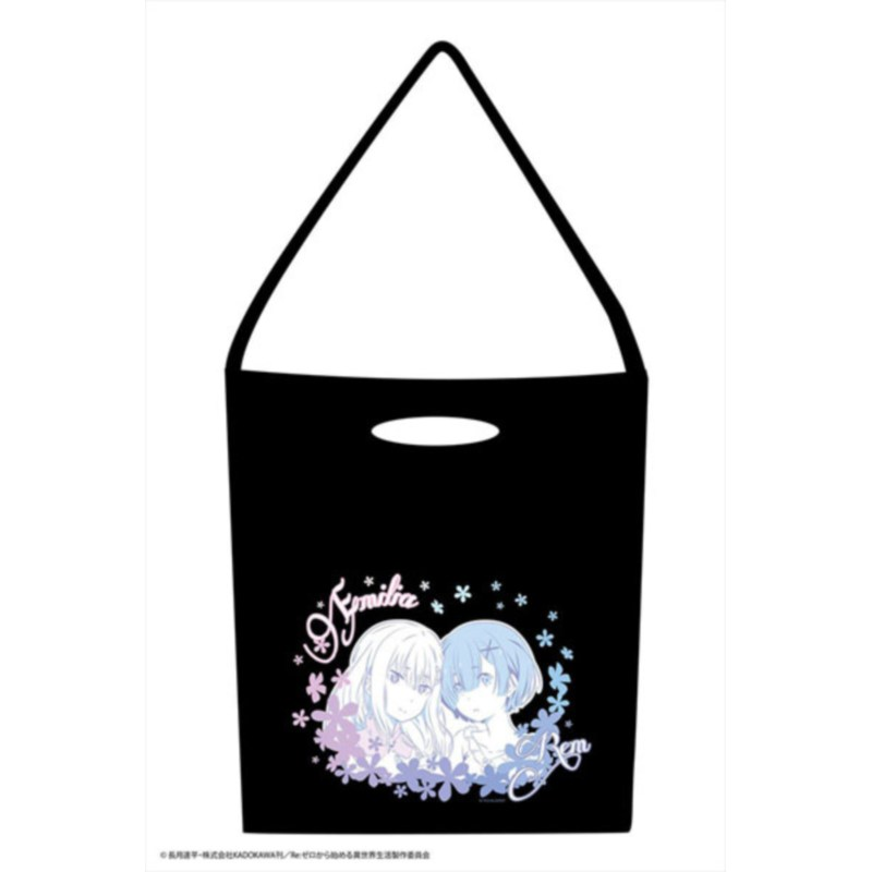 Re Zero kara Hajimeru Isekai Seikatsu 3WAY Tote Bag