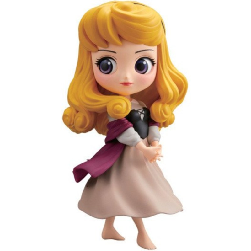 Q POSKET DISNEY CHARACTERS -BRIAR ROSE(PRINCESS AURORA)-(A NORMAL COLOR VER)
