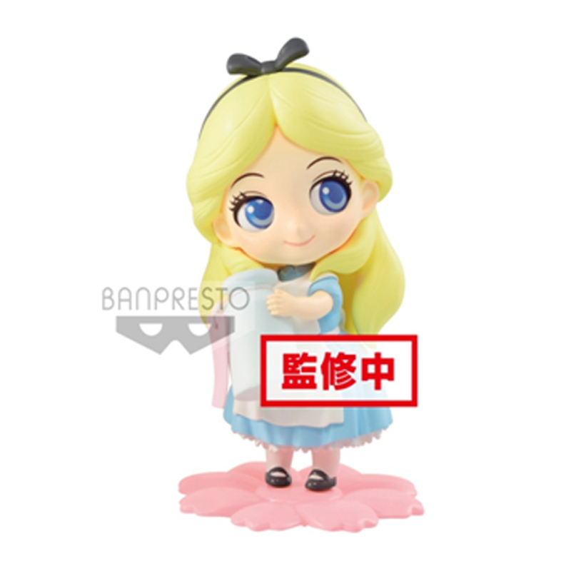SWEETINY DISNEY CHARACTERS-ALICE-(B:MILKY COLOR VER)