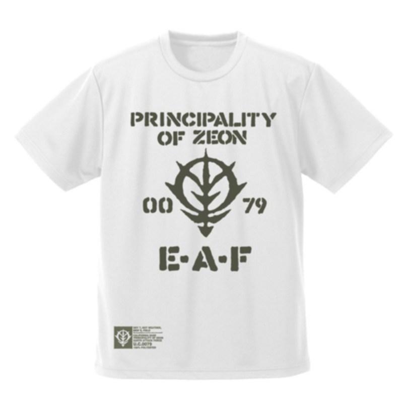 Mobile Suit Gundam Zeon E A F  Dry T-Shirt
