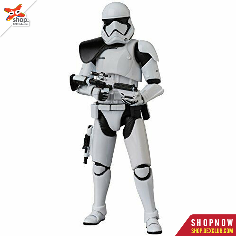 MEDICOM TOY MAFEX FIRST ORDER STORMTROOPER(THE LAST JEDI Ver.)