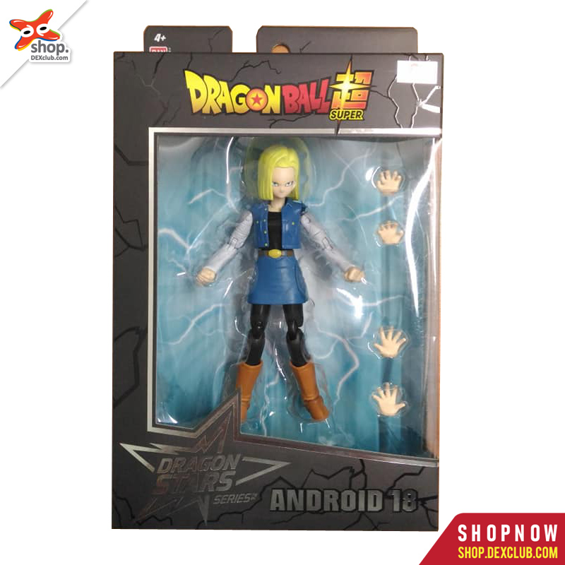 [Dragonball Super DragonStars] ANDROID 18