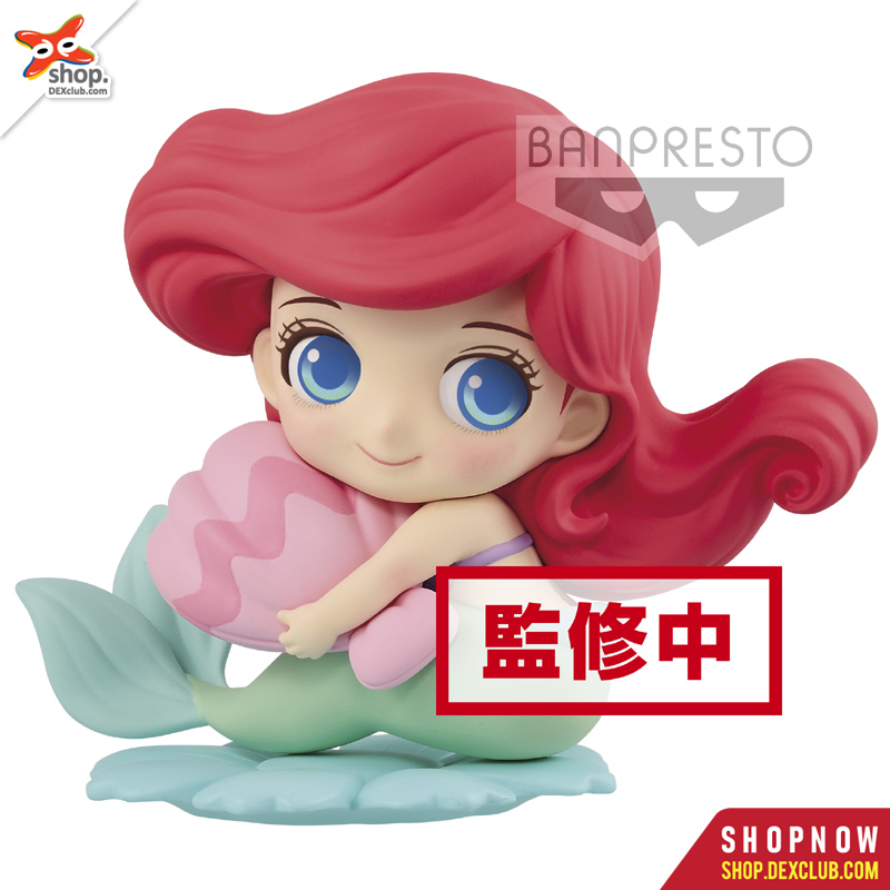 SWEETINY DISNEY CHARACTERS -ARIEL-(B:MILKY COLOR VER)