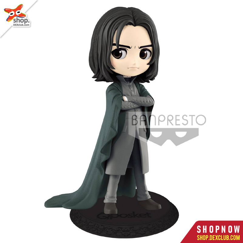 HARRY POTTER Q POSKET-SEVERUS SNAPE-(B:LIGHT COLOR VER)