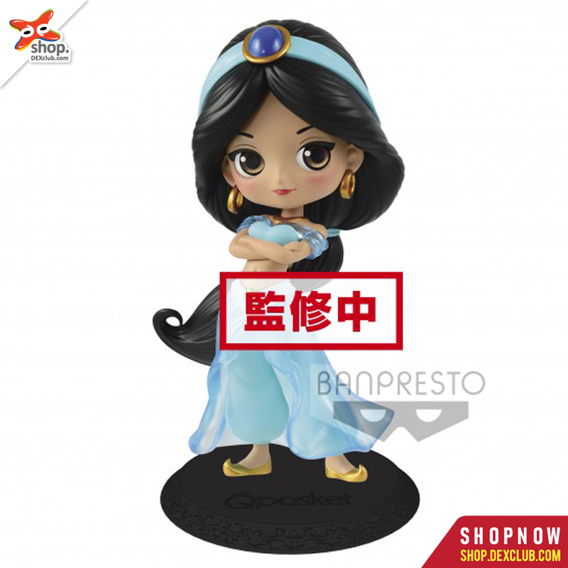 Q POSKET DISNEY CHARACTERS -JASMINE PRINCESS STYLE-(A:NORMAL COLOR VER)