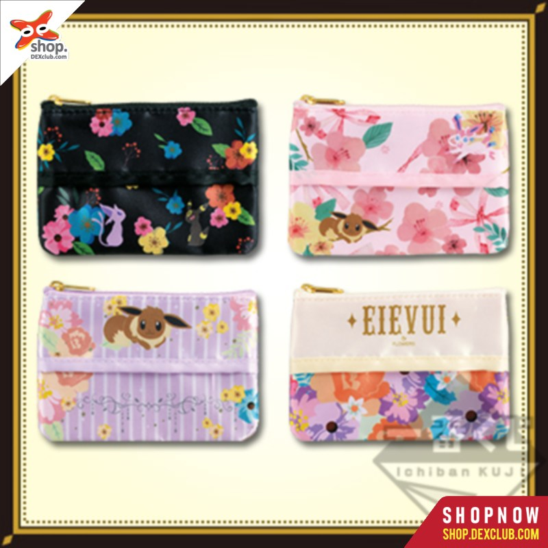 [ดีลพิเศษ] PKM EieVui&Flowers - Pocket Tissue Cover (สุ่ม) [E]
