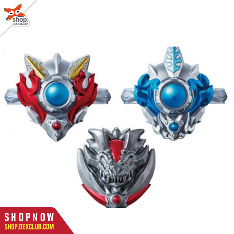DX ULTRAMAN TAIGA ACCESSORIES SET01