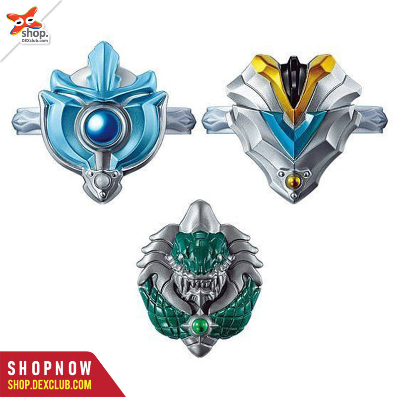 DX ULTRAMAN TAIGA ACCESSORIES SET03