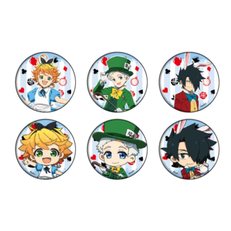 Box] Can Badge The Promised Neverland 04 Original