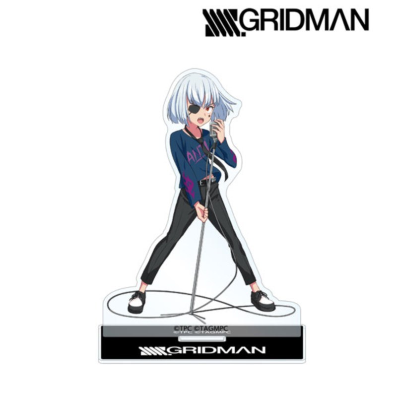 SSSS.GRIDMAN New Illustration Anti Acrylic Stand