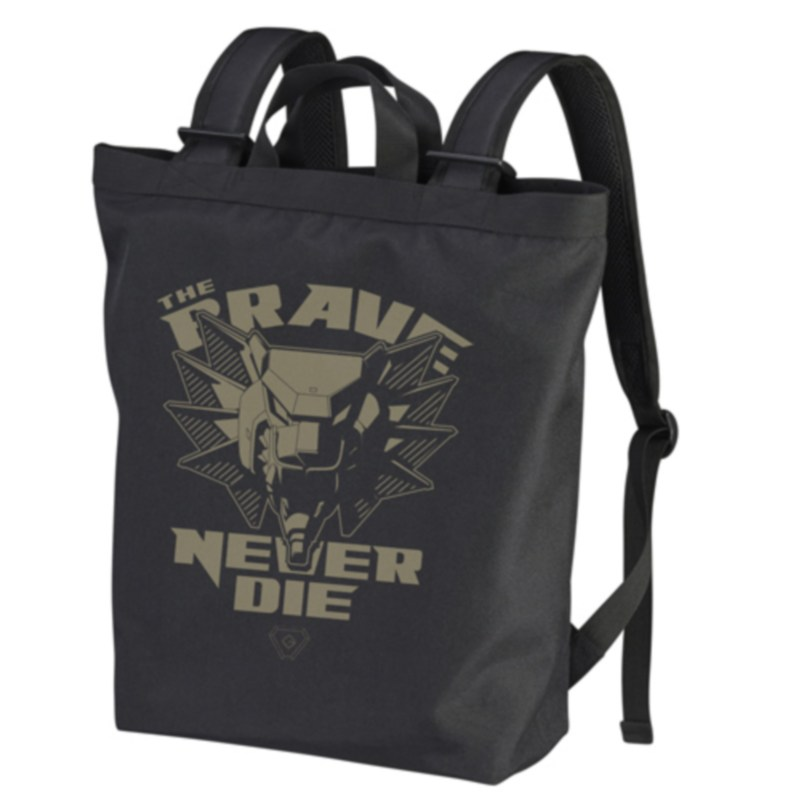 The King of Braves Gaogaigar The Brave Never Die 2way Backpack