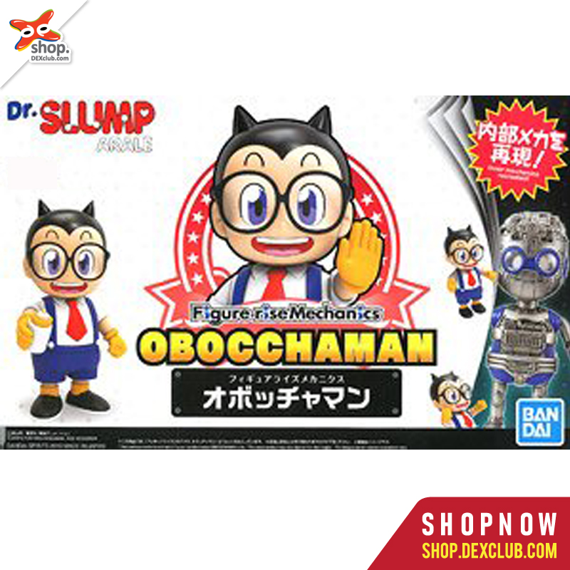 FIGURE-RISE MECHANICS OBOTCHAMAN
