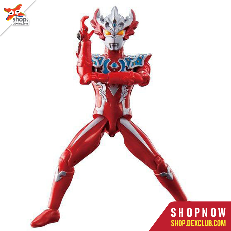 Ultra Action Figure Ultraman Taiga Tri-Strium